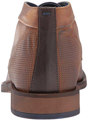 Steve Mens Madden Leather Camel Lyle Steve Madden Boot Chukka tpAEq