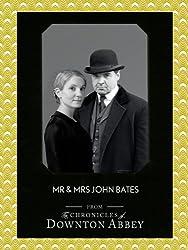 Mr and Mrs John Bates (Downton Abbey Shorts, Book 9)