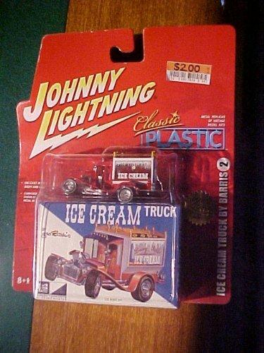 vintage toy ice cream truck - 2