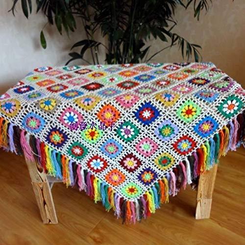 FidgetFidget Crochet Hooks Stainless Steel Wood Handle Redwood Knitting Needles 上海钩针檀木柄刘长安 22 pcs Set by FidgetFidget (Image #8)