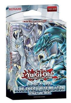 Yu-Gi-Oh Saga Of Blue Eyes White Dragon Structure - White Saga