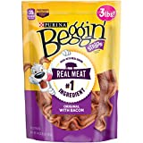 Purina Beggin' Strips Bacon Flavor Dog Treats – 48 Oz. Pouch