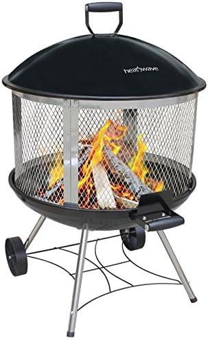 Landmann Usa 28051 Heatwave Feuerstelle Amazon De Garten