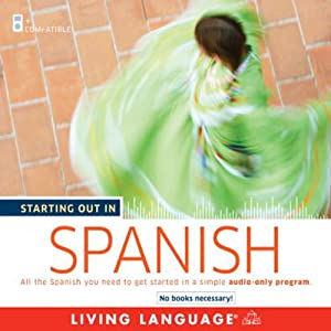 Starting Out in Spanish Audiobook