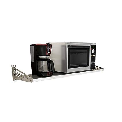 Estante de Cocina Rejilla de Horno de microondas Estante de ...