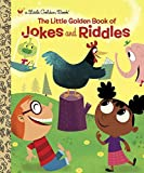 img - for The Little Golden Book of Jokes and Riddles book / textbook / text book