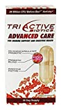 TriActive Biotics Advanced Care -For Immune Support & Digestive Health- 30 Day Supply – 30 Capsules