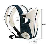 Ecosusi Classic Front and Back Baby Carrier Bild 3