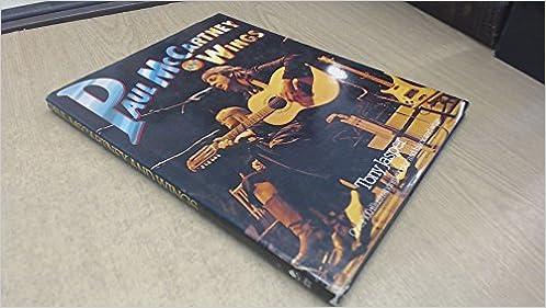Paul McCartney And Wings Tony Jasper 9780706406634 Amazon Books