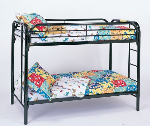 Coaster Home Furnishings Twin Over Twin Bunk Bed