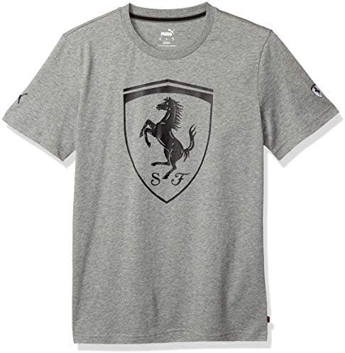 半袖シャツ Ferrari Big Shield メンズ