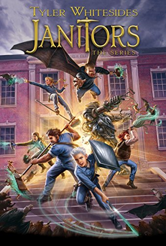 Janitors Series Boxed Set