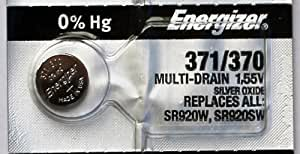 Maxell E370/371EN Energizer E370/371 Sr920 by Not Assigned