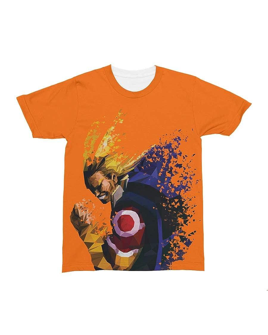 JULY MEROLLIs STNGx All-Over T-Shirt Brunt Orange 2XL