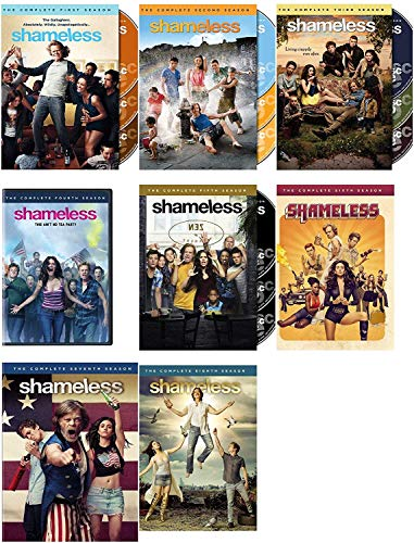 Shameless Season 1-8 Complete Series Season 1,2,3,4,5,6,7,8 for sale  Delivered anywhere in Canada