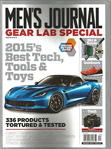 Men's Journal Gear Lab Special (Winter - Mens Journal Gear