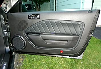 2008 ford mustang interior door panels. Black Bedroom Furniture Sets. Home Design Ideas