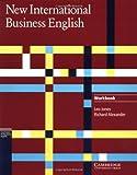 New International Business English, Leo Jones and Richard L. Alexander, 0521455790