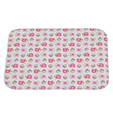 Outgeek Baby Diaper Changing Mat Portable Changing Pad Double Sided Reusable Changing Pad for Home and Travel