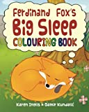 Ferdinand Fox's Big Sleep Colouring Book