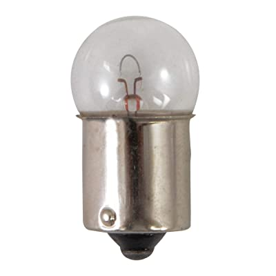 Grand General 84020 Light Bulb (89 Clear Glass), 1 Pack: Automotive