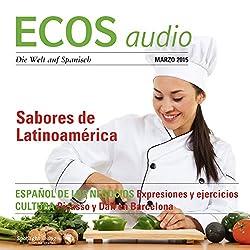 ECOS audio - Sabores de Latinoamérica. 2/2015