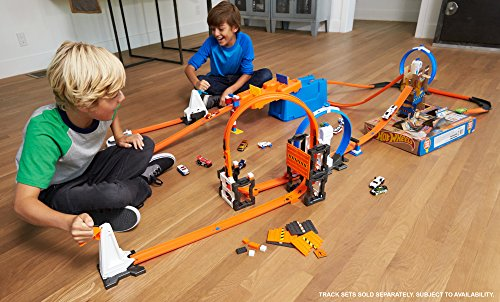 Hot Wheels Track Builder Stunt Box by Hot Wheels (Image #17)
