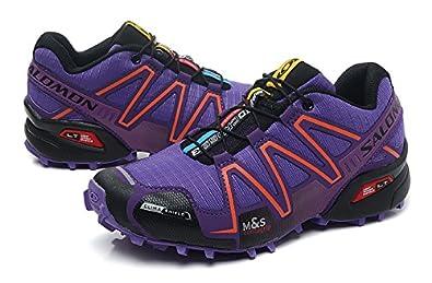 Salomon Speedcross 3 CS W Trail Women's Running Shoe (USA 8