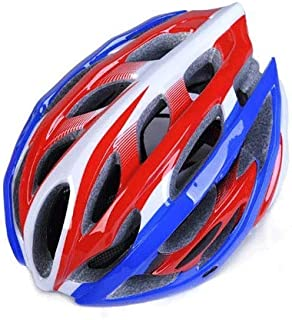 Cobnhdu Casques pour hommes et femmes Nouveaux casques d'équitation pour hommes et femmes de haute qualité Casque d'une seule pièce Casque super léger Casque d'équitation pour vélo de montagne et de r