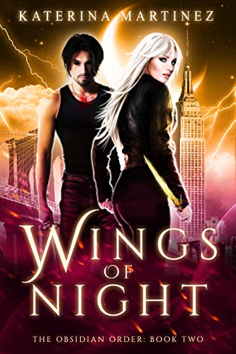 Pdf Mystery Wings of Night (The Obsidian Order Book 2)