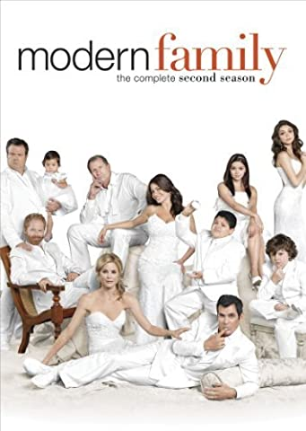 Modern Family: Season 2 by 20th Century Fox (Modern Family Dvd Season 2)