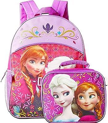 Amazon.com: Disney Frozen - Mochila para niñas y niños con ...