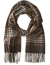 Men's Exploded Plaid Scarf