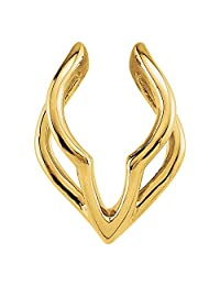 Bonyak Jewelry Pendant Enhancer in Sterling Silver