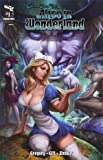 Grimm Fairy Tales Presents Alice In Wonderland #1 Cover A