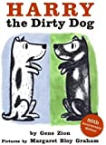 Harry the Dirty Dog Board Book by Gene Zion (19-Sep-2007) Board book