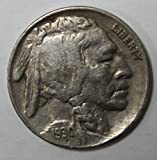 #9: 1930 P Buffalo Nickel 5c Extremely Fine-About Uncirculated