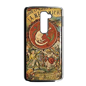 SANYISAN Mother of Michel Cell Phone Case for LG G2