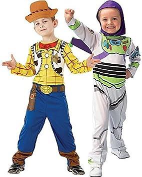 Generique - Disfraces Buzz Light Year y Woody Toy Story: Amazon.es ...