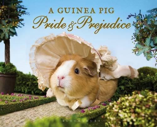 A Guinea Pig Pride & Prejudice (Guinea Pig Classics)]()