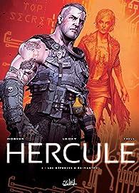 Hercule, tome 3 : Les défenses d'Érimanthe par Jean-David Morvan