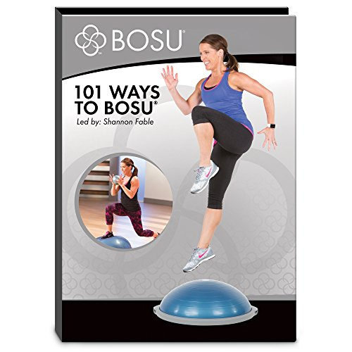 Bosu 101 Ways Exercise Tutorial DVD