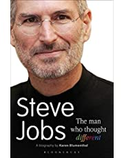 Steve Jobs The Man Who Thought Different by Karen Blumenthal - Paperback