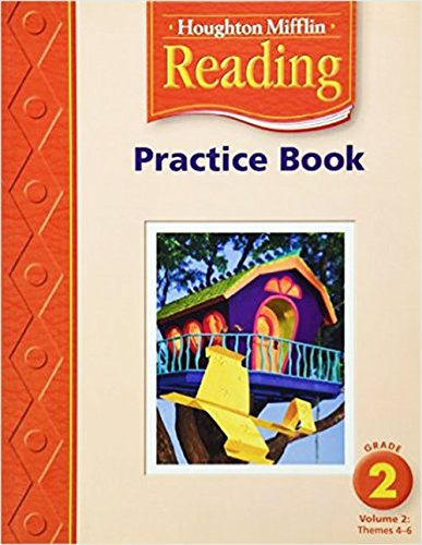 Houghton Mifflin Reading Practice Book: Grade 2 Volume 2