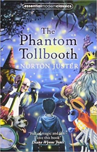 Buy the phantom tollbooth essential modern classics book online at buy the phantom tollbooth essential modern classics book online at low prices in india the phantom tollbooth essential modern classics reviews fandeluxe Gallery