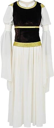 Disfraz de Princesa Eowyn de El Señor de los Anillos, Chaleco para ...
