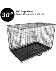 Paw Mate Dog Cage with Removable Tray