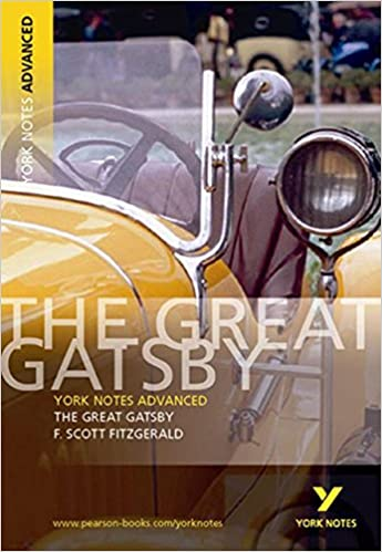 Amazon the great gatsby york notes advanced ebook f scott the great gatsby york notes advanced 1st edition kindle edition fandeluxe Images