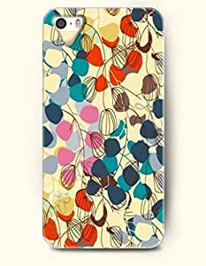 SevenArc Phone Skin Apple iPhone case for iPhone 5 5s ( 5C EXCLUDED ) -- Leaf Pattern
