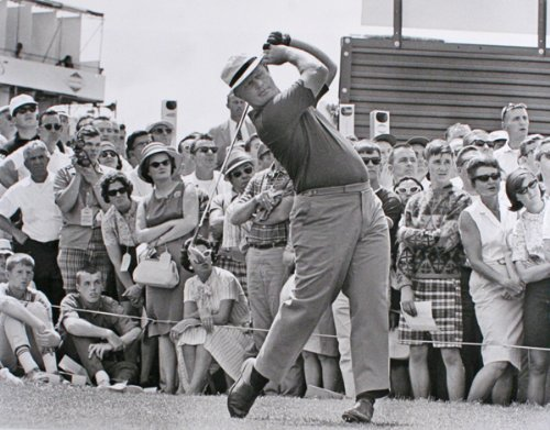 Jack Nicklaus At Pleasant Valley Country Club In 1965, 8x10 Photograph (Valley Club Country)